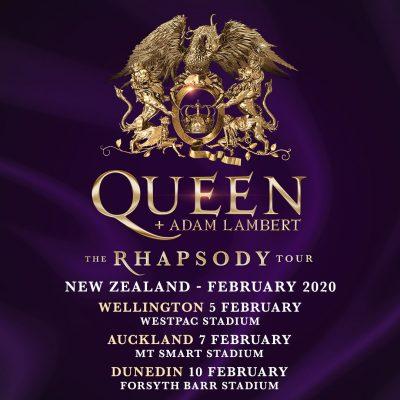 Queen + Adam Lambert Concert – Bus Trip