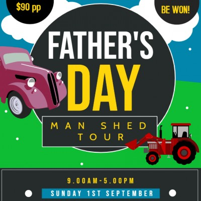 Fathers Day – Man Cave Tour0