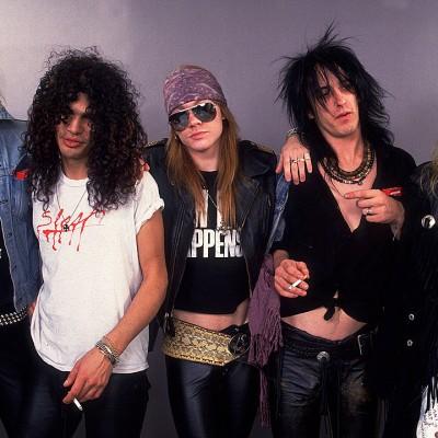 Guns N Roses -Concert – Transport1