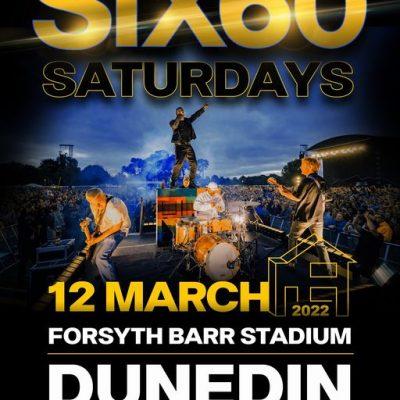 Six60 Concert Forsyth Barr Stadium – Transport